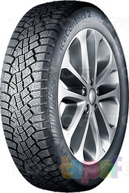 Шины Continental ContiIceContact 2 (+SUV) 185/65R15 XL 92T
